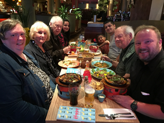 Leicester Liberal Democrat's Dining Night -June 2018
