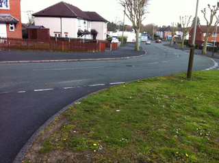 Potholes Reported The Fairway juncttion with Brookfield Rise and Stanton Row, Freemen Ward