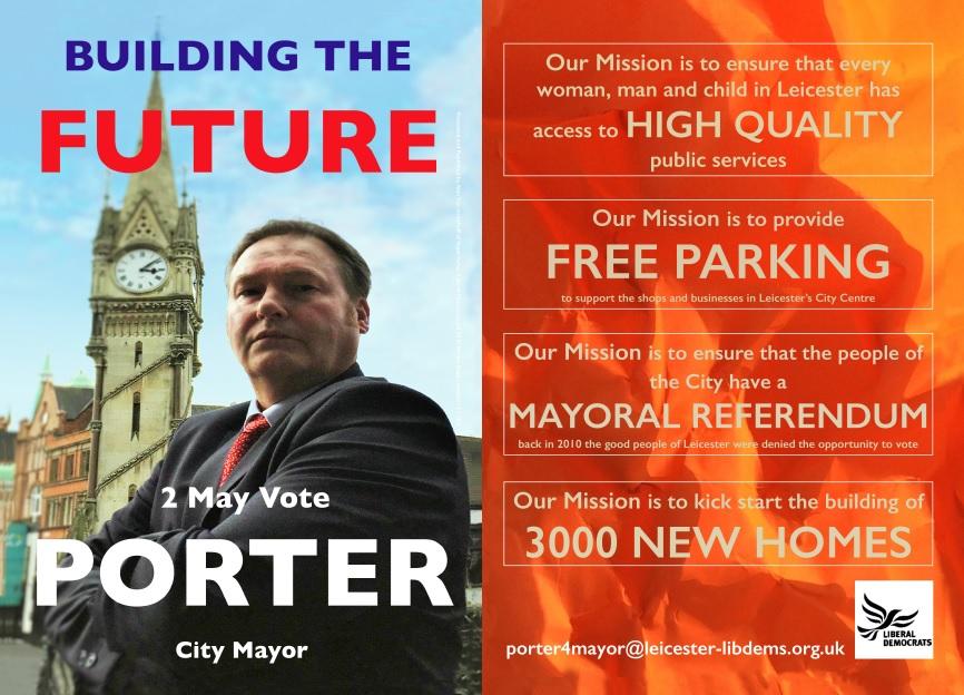 Nigel for Mayor
